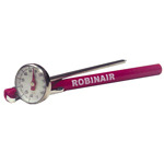 "Robinair 10945 - 1-3/4"" Face Dial Thermometer"