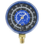 Robinair 11794 -  R12-R134-R22 Blue Low Side Refrigerant Gauge