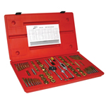 ATD Tools 276 -76 pc. Machine Screw, Fractional & Metric Tap & Die Set