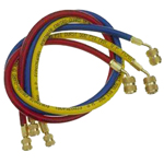 Robinair 39072A - R-12 Hose Set With Quick Seal Fittings