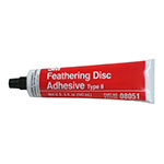 3M Automotive 8051 - 5-oz Tube of Feathering Disc Adhesive (Type 2)