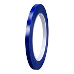 3M Automotive 6405 - Scotch Plastic Tape 471, Blue, 1/4