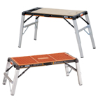 Astro Pneumatic 55600 - 2-in-1 Work Bench Table/Scaffold