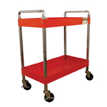 ATD Tools 7020 - Heavy-Duty 2-Shelf Service Cart