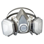 3M Automotive 7192 - Maintenance Free Organic Vapor Half-Facepiece Respirator