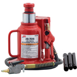 ATD Tools 7372 - 20-Ton Low Profile Air/Hydraulic Bottle Jack