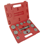 Astro Pneumatic 7860 -11 Piece Brake Pad and Caliper Service Tool Kit