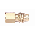 "Mastercool  82733 - 14 mm-F x 1/2"" ACME-M Connector"