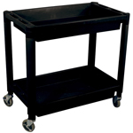 Astro Pneumatic 8330 - Heavy-Duty Plastic Utitlity Cart
