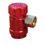 Mastercool 83834 - R1234YF High Side Coupler (Red)