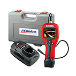 ACDelco ARZ1204 - 12V Digital Inspection Camera Kit (8mm Camera Head) with Lithium-Ion Battery