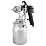 Astro Pneumatic AS7SP  -Siphon Feed Spray Gun with 1-Quart Aluminum Cup and 1.8mm Nozzle