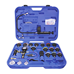 Astro Pneumatic 78585 - Radiator Pressure Tester and Vacuum Type Cooling Kit with 78581 Adapter