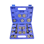 Astro Pneumatic 78618 -18 Piece Brake Caliper Wind Back Tool Set
