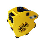 Astro Pneumatic 8710 - 300 CFM Worldwide Multi-Position 3 Speed Blower Fan