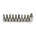 ATD Tools 13789 - 10 Pc. Brake Caliper Bit Socket Set