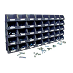 ATD Tools 344 - 800 Pc. Metric Nut and Bolt Assortment
