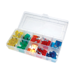 ATD Tools 386 - 50 PC Maxi Car Fuse Assortment