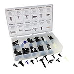 ATD Tools 39351 - 82-Piece Ford Retainer Assortment