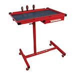 ATD Tools 7012 - Red Heavy-Duty Work Table with Drawer