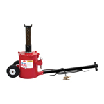 ATD Tools 7350 - 10-Ton Air Jack/Support Stand