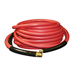 ATD Tools 8208 - Four Braid Rubber Air Hose - 3/8