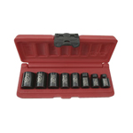 "Chicago Pneumatic S3008 - 3/8"" Drive Impact Socket Set"