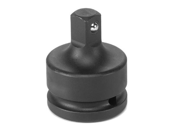 Grey Pneumatic 3009A 3//4 Female x 1 Male Socket Adapter