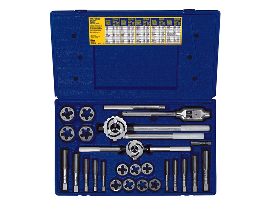 Astro Pneumatic 7582 Metric Automotive Tap /& Die Set