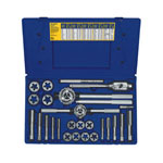 Irwin-Hanson 97094 -  25 Piece Fractional Tap and Die Set