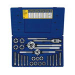 Irwin-Hanson 97311 - 25 Piece Metric Tap and Die Set
