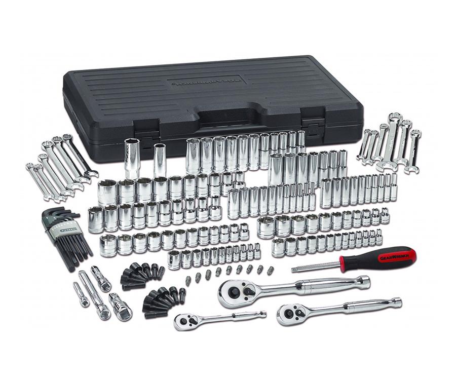Titan Tools 45251 160 Piece Metric Socket Head Set Screw Assortment