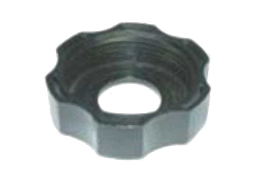 Titan 100 Piece Metric Nylon Locknut Assortment