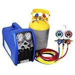 Mahle ROU250-R1234YF - ArcticPRO Complete R1234YF Portable AC Recovery Machine