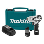 Makita DT01W - 12-Volt Max Lithium-Ion Cordless Impact Driver Kit
