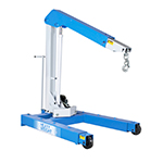 OTC Tools 1814 - 6,000 lb. Capacity Heavy-Duty Mobile Floor Crane