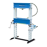 OTC Tools 1833 - 25-Ton Shop Press with Hand Pump
