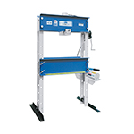 OTC Tools 1846A - 55-Ton Capacity Heavy-Duty Press with Hand Pump