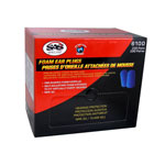 SAS Safety 6100 - Foam Ear Plugs (Box of 200)
