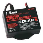 Solar 1002 - 1.5 Amp Underhood 12V Automatic Battery Charger