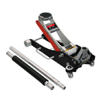 Sunex Tools 6602ASJ - 2 Ton Aluminum Service Jack With Quick Lifting System