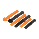 Titan Tools 15048 - 6-PC Multi Wedge Trim Panel Tool
