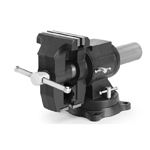 Titan Tools 22012 - 5 Inches Swivel Vise