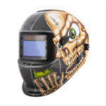 Titan Tools 41279 - Wide-View Solar Powered Welding Helmet