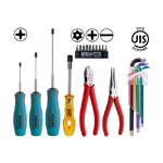 Vessel Tools A-16469 - 7 pc. Basic Automtive Tool Kit