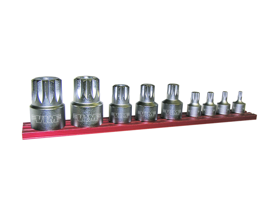 Astro 1034 180-Degree Swivel Tamper Torx Wrench Set 6-Piece