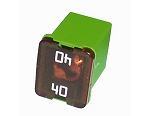 K Tool International 04229 - Low Profile Jcase Fuse 40A Quantity - 5