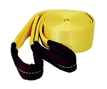 K Tool International 73811 - Tow Strap With Looped Ends 3