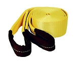 K Tool International 73812 - Tow Strap With Looped Ends 3