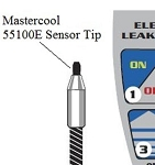 Mastercool 55100-SEN - Sensor Tip for 55100 & 55200 Leak Detector Guns